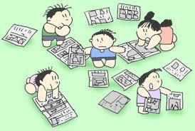 「子どもが主体になる遊び、古新聞あそび」モンテッソーリ 幼児教育