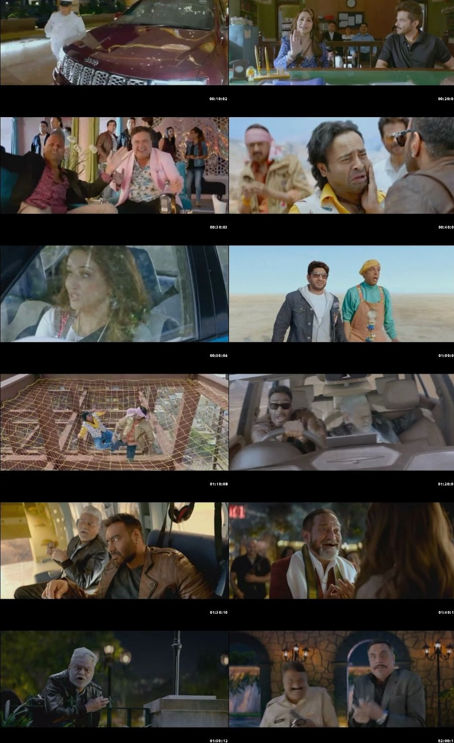 Total Dhamaal 2019 Full Hindi Movie Download HDRip 1080p