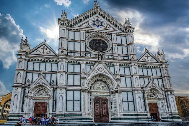 Iglesia Santa Croce de Florencia