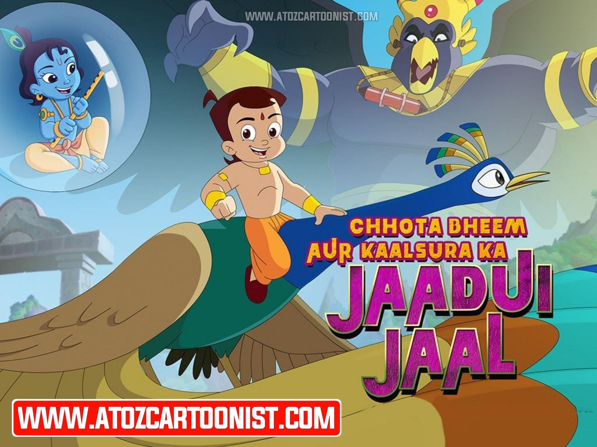 CHHOTA BHEEM AUR KAALSURA KA JAADUI JAAL FULL MOVIE IN HINDI & TAMIL DOWNLOAD (480P, 720P & 1080P)