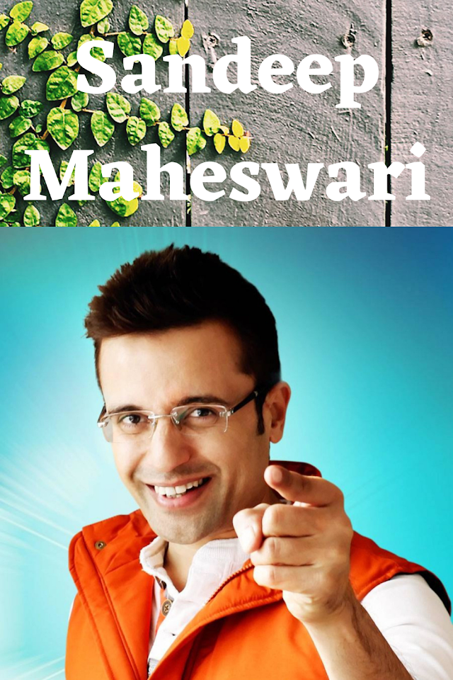 What is the thought of most of all people about Sandeep Maheshwari?