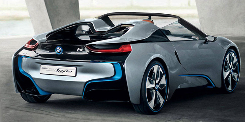 2019 BMW i8 Spyder Price, Specs, Interior, MPG and 0-60