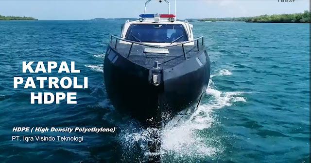 kapal hdpe