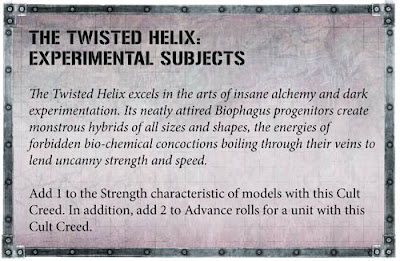 Twisted Helix Cultos Genestealer
