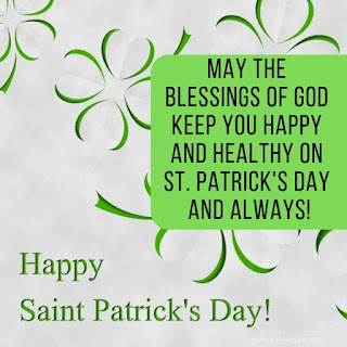 St Patrick's Day 2019 Wishes