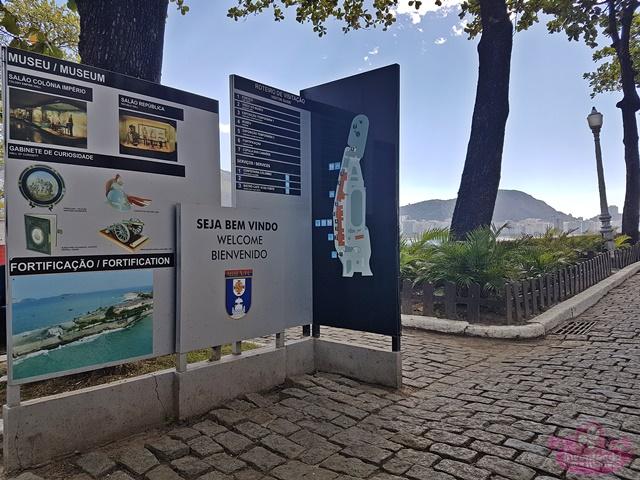 O que fazer no Rio com crianças - Forte de Copacabana