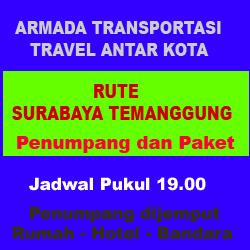 Travel Surabaya Temanggung
