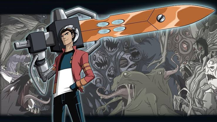 Generator Rex All Season All Episodes All Images In Hd
