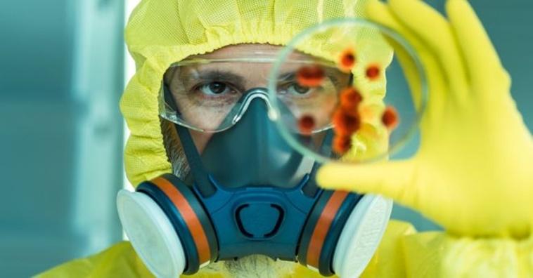 Vírus mortal pandêmico capaz de aniquilar a humanidade intencionalmente criada por cientista