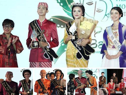 Pemenang Mojang Jajaka Kota Bandung 2019