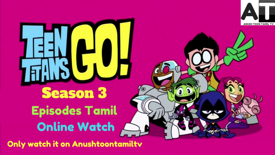 Teen Titans Go Cartoon Online