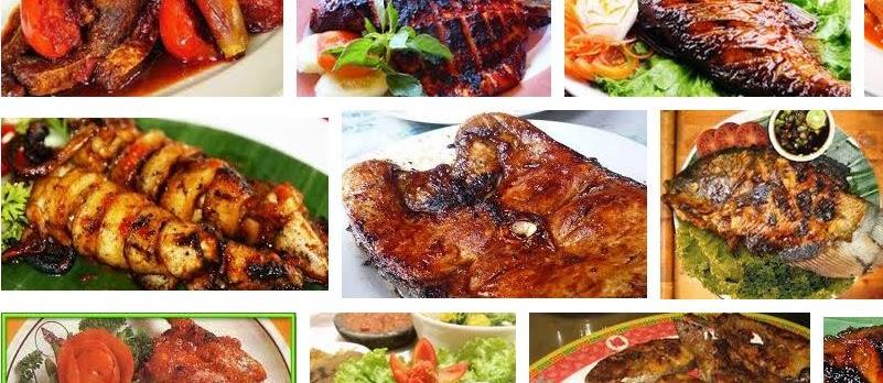 Resep Masak Ikan Patin Panggang Bumbu Rujak dan Cara Membuatnya