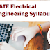 GATE Electrical Engineering Syllabus 2020 - Know Here