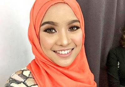 Biodata Nabila Razali Pelakon Hikayat Cinta Si Pematah Hati
