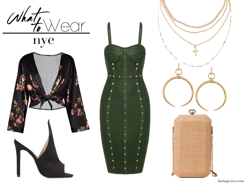 what to wear to new years eve