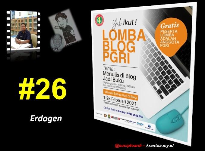 #26 – Erdogen