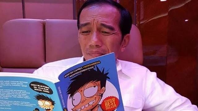 Jokowi: Tiap Buat Kebijakan, Tolong Data Keilmuan Dipakai