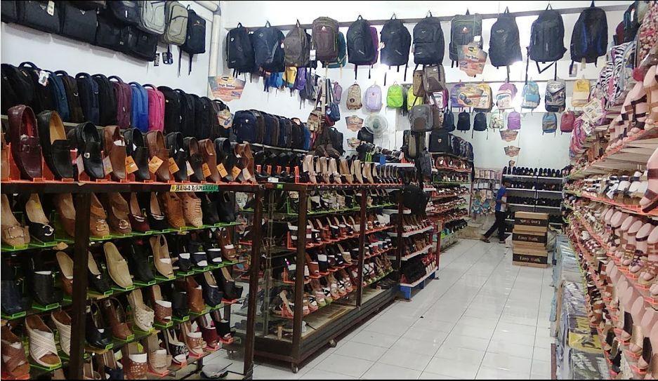 [Info Grosir] Toko Sepatu - Sandal Makassar City