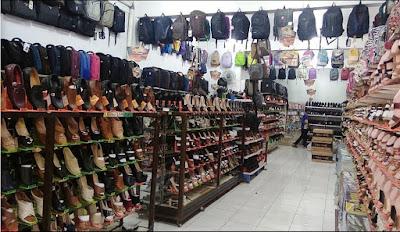 toko sepatu branded original Makassar