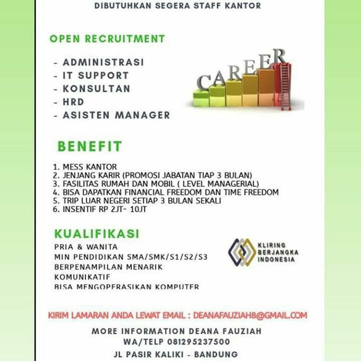 Lowongan Kerja PT. KP Press Bandung November 2020