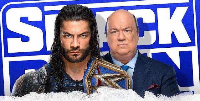 Ver Wwe En Vivo SmackDown 08 de Enero 2021 En Español Full