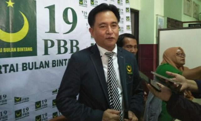 PKS dan PPP Bertemu, Yusril Sambut Baik Wacana Poros Partai Islam