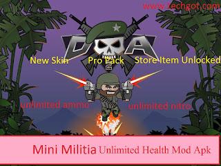 Mini-Militia-Health-Mod-by-techgot