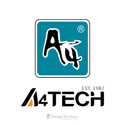 A4Tech Logo Vector