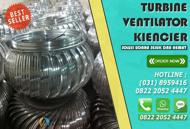 Jasa Pemasangan Turbin Ventilator