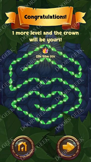Gems & Magic [Titanium] Level 4 Solution, Walkthrough, Cheats