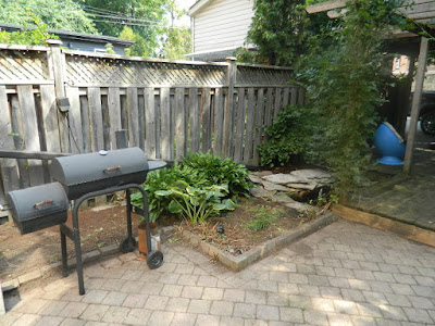 Playter Estates Toronto late summer garden cleanup after by Paul Jung Gardening Services