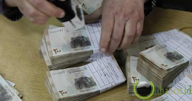 Perampokan di Bank Suriah