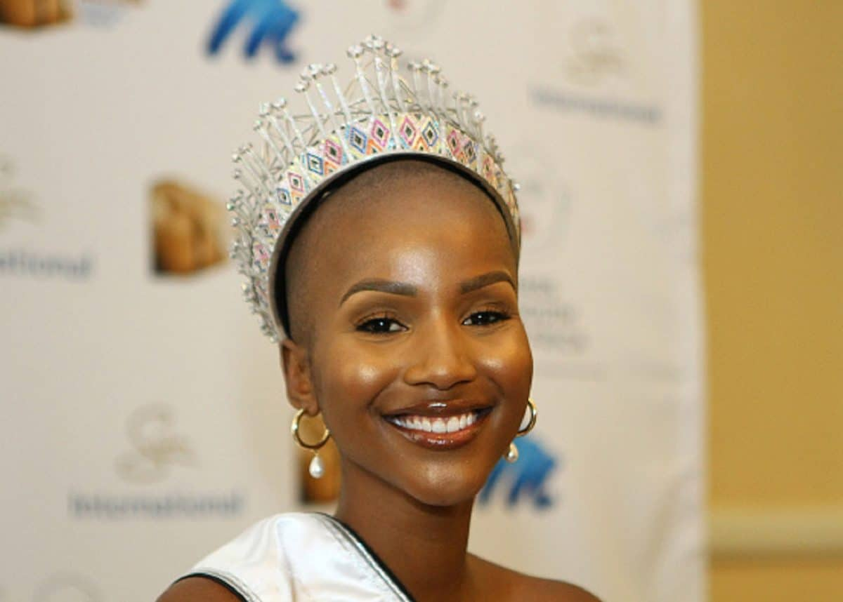 I'm Living My Dream Right Now, says Miss SA Shudufhadzo Musida