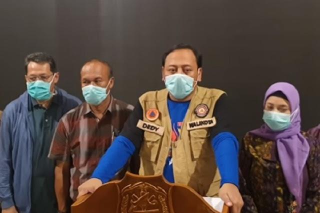 Tegal Lockdown! Wali Kota Tegal: Mending Saya Dibenci dari pada Warga Jemput Maut