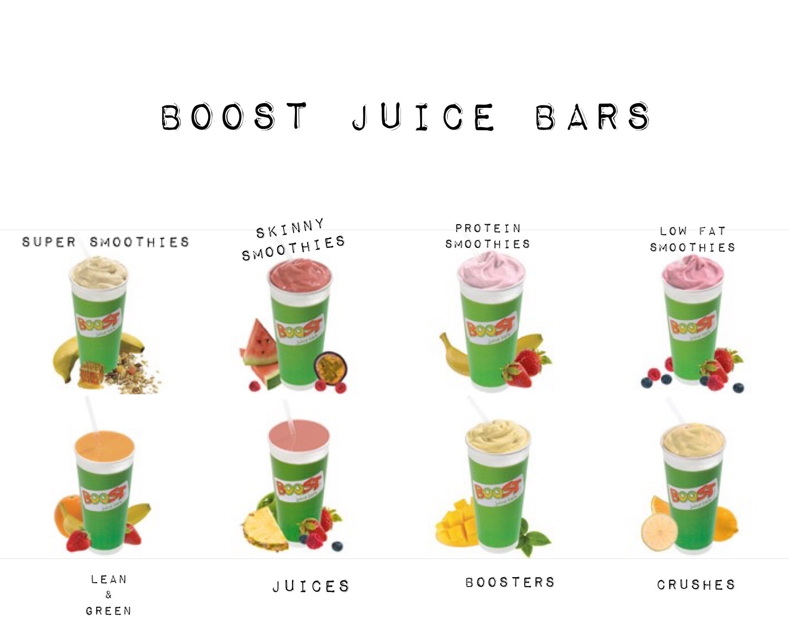 boost juice essay List of australian brands for brand audit smiggle crumpler nudie juice boost juice eagle boys darrell lea angus and robertson jb hi at home essays.