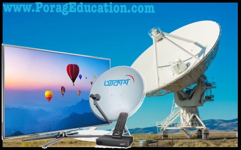 মাত্র ৫০০০টাকায় Satellite Dish স্থাপন ও হাজারো টিভি চ্যানেল আজীবন ফ্রি উপভোগ করার পদ্ধতি [A to Z বিস্তারিত]