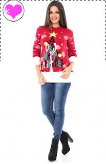 Comanda de aici acest pulover de Craciun