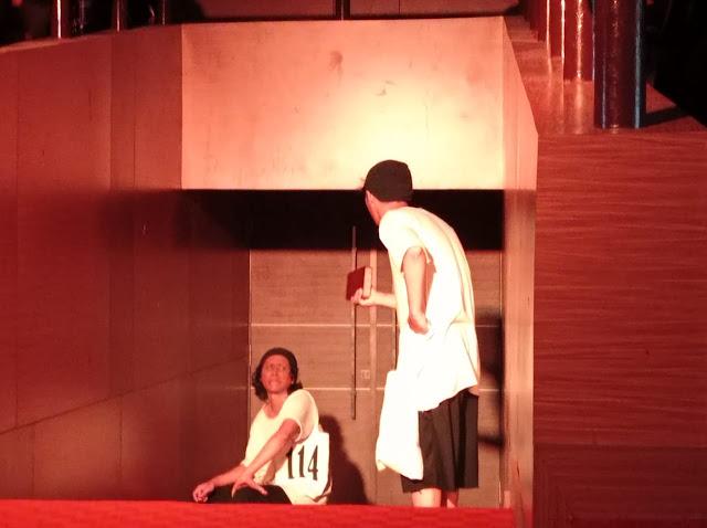 Pementasan Teater Senyawa