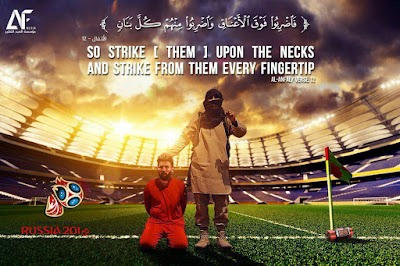 ISIS-linked group threatens to behead Messi, Neymar during Russia 2018