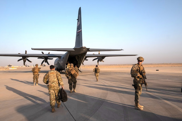 نيويورك تايمز : أمريكا تتهم روسيا بدفع أموالا سرية لمقاتلين مقربين من طالبان لقتل عسكريين أمريكيين