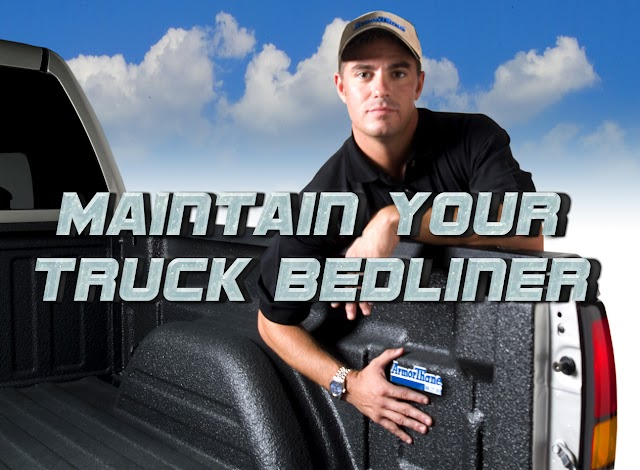 Top Ways to Maintain Your Truck BedLiner