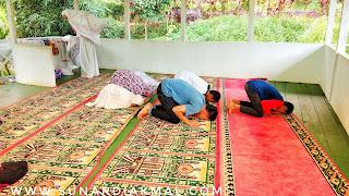 iman ibadah ahlak