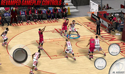 Download NBA 2K17 v0.0.27 Android