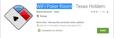 WiFi Poker Room - Main Texas Hold'm Multiplayer Offline