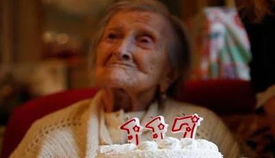 Wanita Tertua 3 Abad di Dunia Berusia 117 Tahun