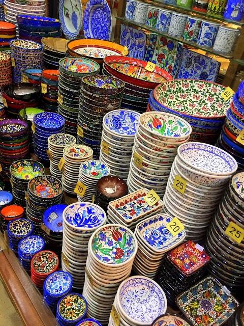gran bazaar istambul