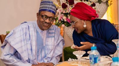 Nigeria first Lady, Aisha Buhari