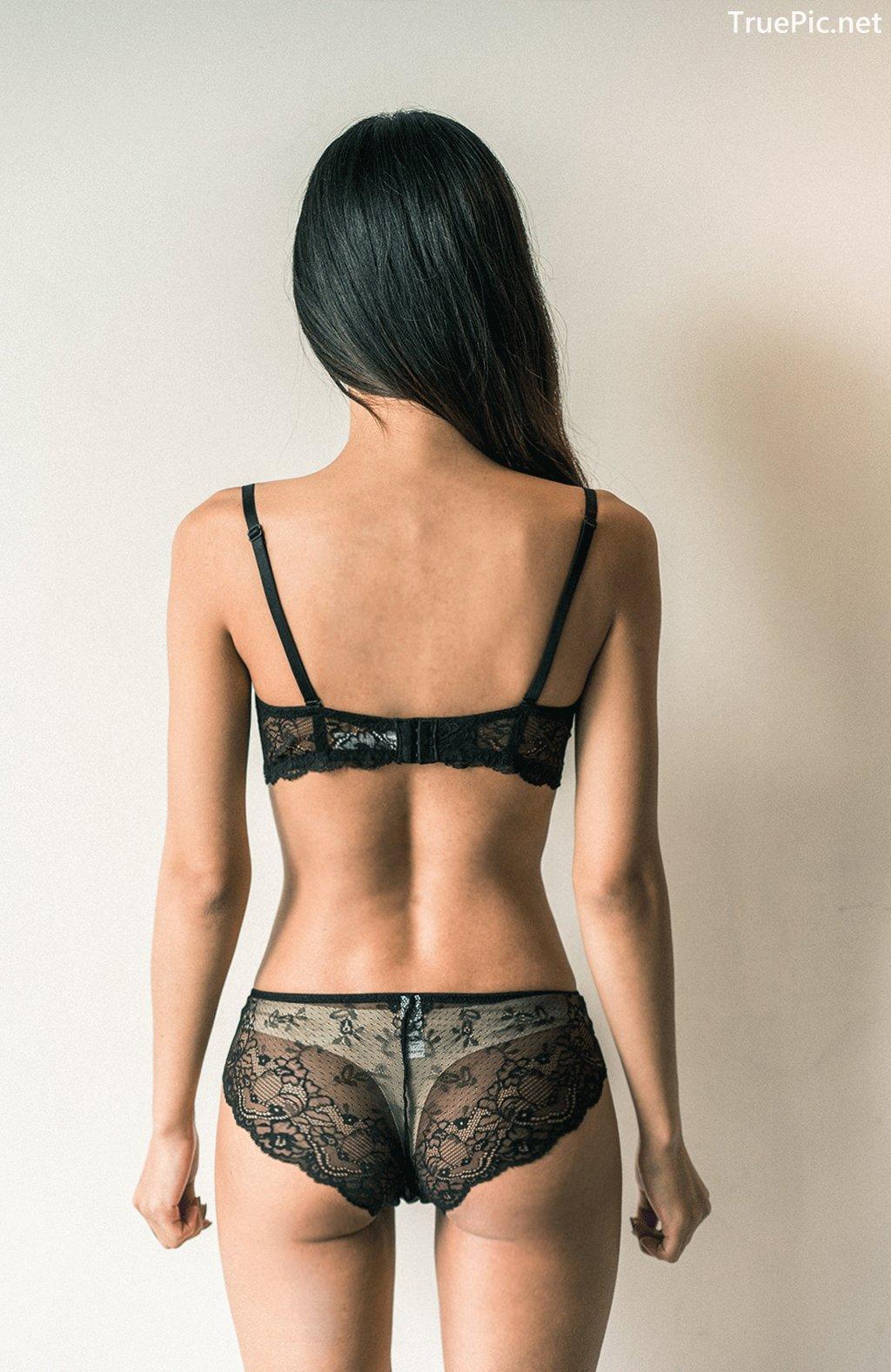 Image Korean Fashion Model – Baek Ye Jin – Sexy Lingerie Collection #3 - TruePic.net - Picture-4