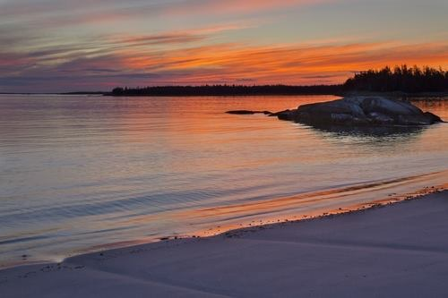 Taylor Head Park, N.S. photo by Robert Moser