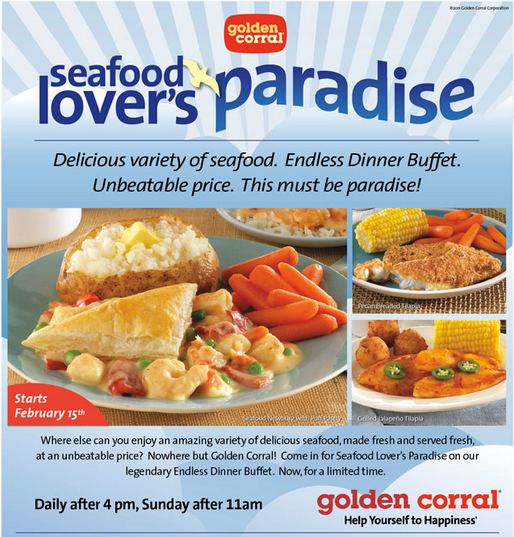 Goldencorral Coupons Brand Discounts